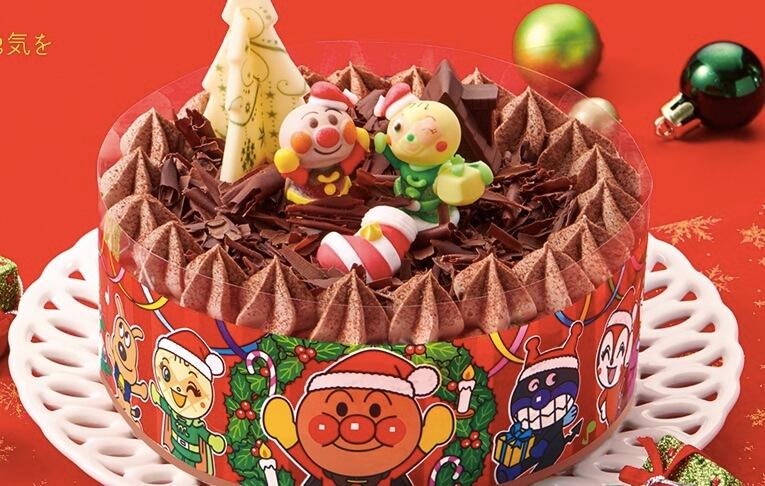 それいけアンパンマンチョコケーキ