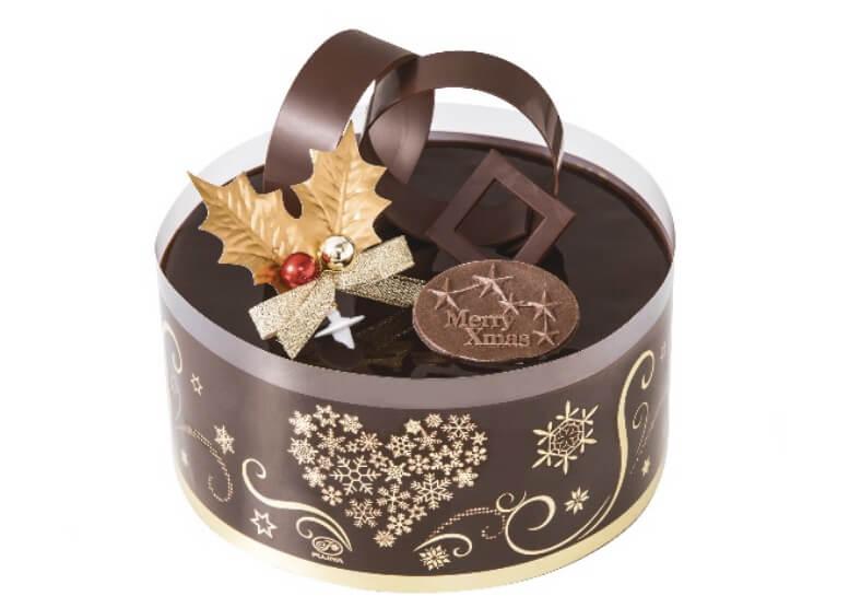 クリスマスプレミアムショコラケーキ」