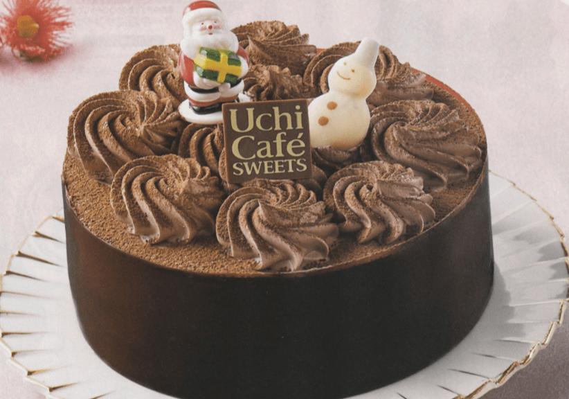 ミルクチョコレートケーキ4号