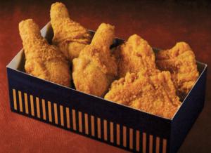 黄金チキン・LチキBOX(6個入り)
