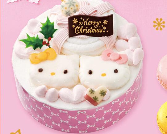 キティ&ミニーなかよしクリスマス