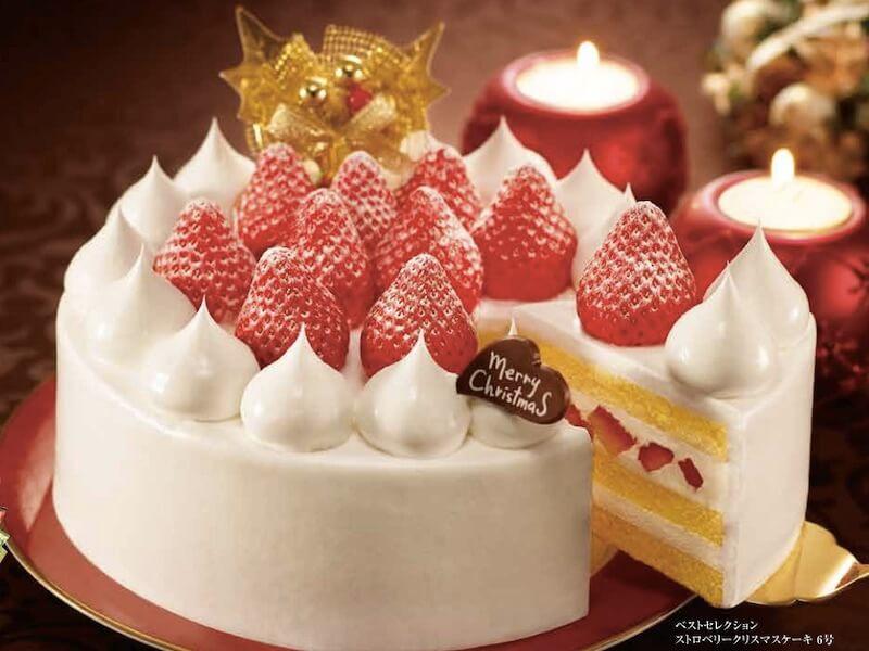 ベストセレクション ストロベリークリスマスケーキ