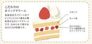 ベストセレクション ストロベリークリスマスケーキ2