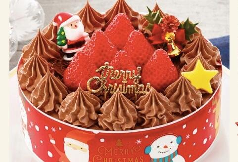 生チョコケーキ6号