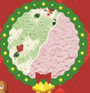 ポケモン アイスクリームケーキ クリスマス ピカチュウ