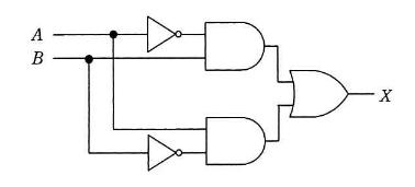 論理回路図の問題