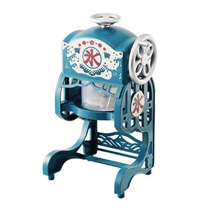 出典:ドウシシャ-ドウシシャ 電動本格かき氷機 ふわふわ-