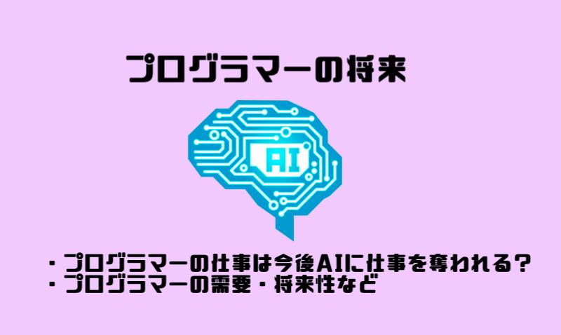 4.プログラマーの将来